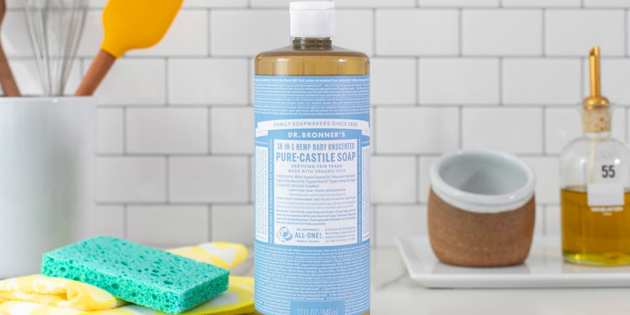 5 Things You Ought To Never Ever Do with Castile Soap