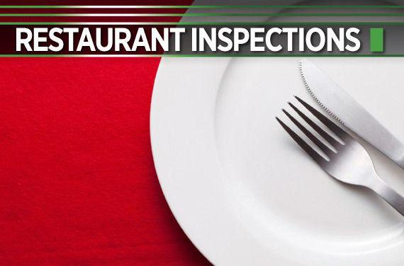 Food facility used as sleeping, living quarters: Lancaster County dining establishment inspections, May 1, 2020