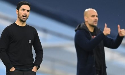 F365's Early Winner: Pep's plot hinders Arteta's one-eyed approach