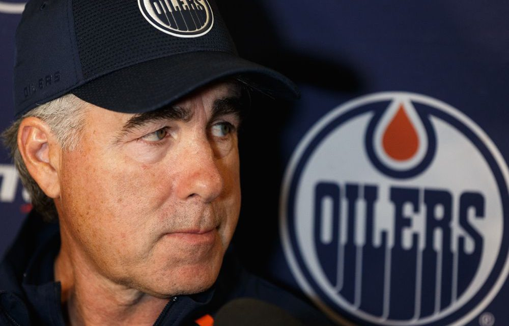 Edmonton Oilers coach Dave Tippett holds forth on Puljujarvi, Turris, Barrie, Smith and more