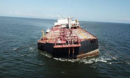 Caribbean Threatened By 1.3 Million Barrels Of Oil From Sinking Oil Tanker