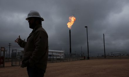 A Republican Oilman Is Running for Texas's Top Oil-Regulation Seat
