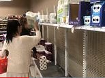 Coles forced to bring in coronavirus toilet paper restrictions AGAIN in Adelaide