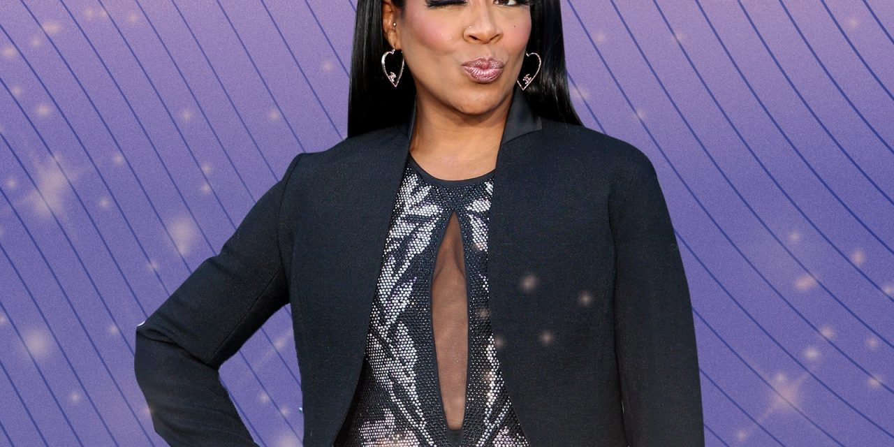 Hair Oil and $187 Sheets– How Tichina Arnold Gets a Good Night's Sleep