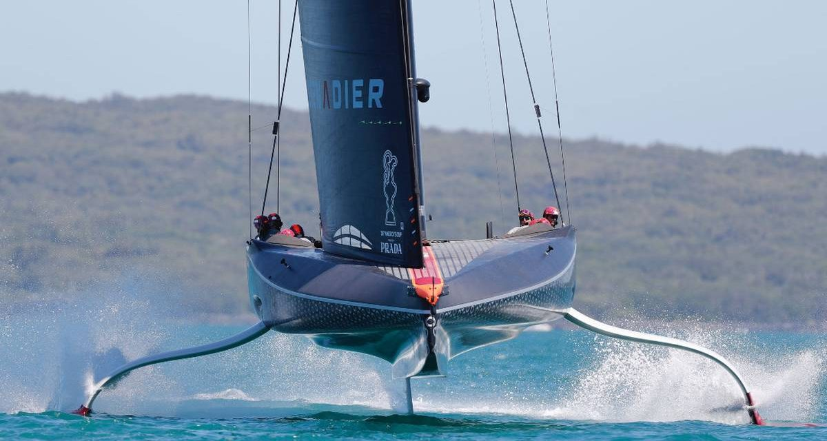 'I don't see the art of sailing': Calls mount to ditch foiling mega-boats