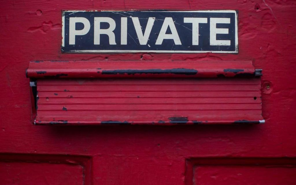 Will We Ever Get Our Internet Privacy Back? (Spoiler: Yes, If We Need It)