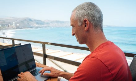 5 ideas for working remotely anywhere from the CEO who works by a beach in the Canary Islands