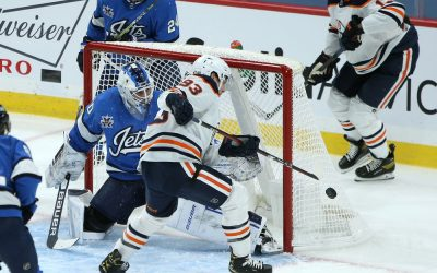 Player grades: Jesse Puljujarvi has video game of his life as Edmonton Oilers beat Winnipeg Jets in a thriller