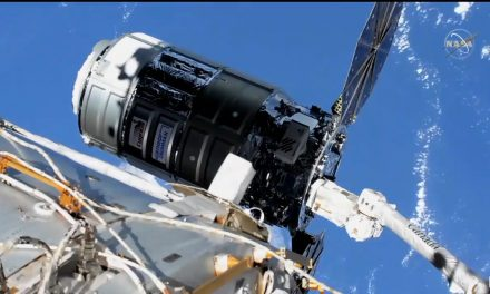 Northrop Grumman supply carrier delivers to International Space Station