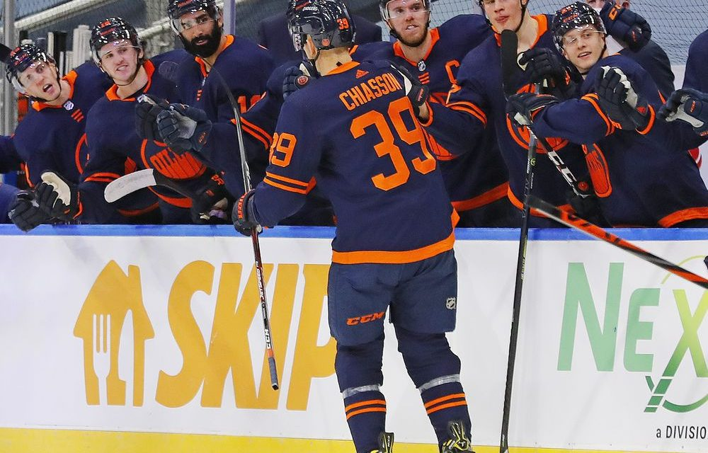 If anything Edmonton Oilers power play is better this year
