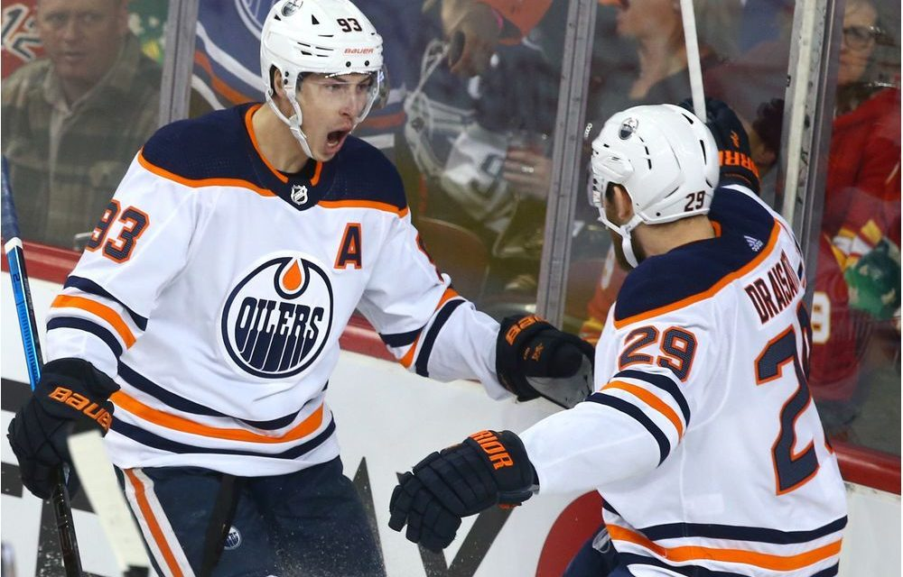 Offensive production of Draisaitl, Nugent-Hopkins and Yamamoto crashed after Edmonton Oilers split up Dynamite Line