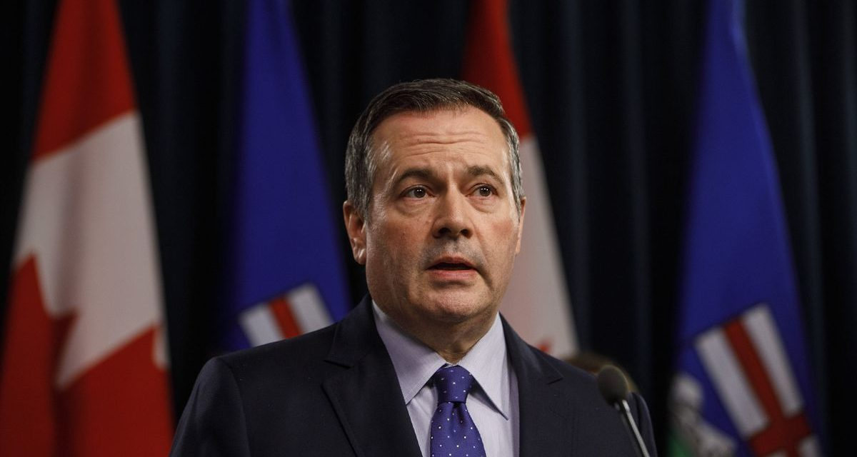 Jason Kenney defends oil war room campaign against Netflix film