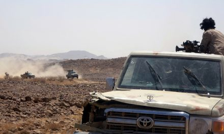 Offending by Yemen's Houthis threatens IDP camps in Marib