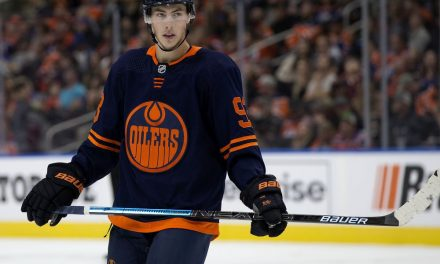 Will strange brew of Ryan Nugent-Hopkins' contract work out for Edmonton Oilers? It's a coin flip