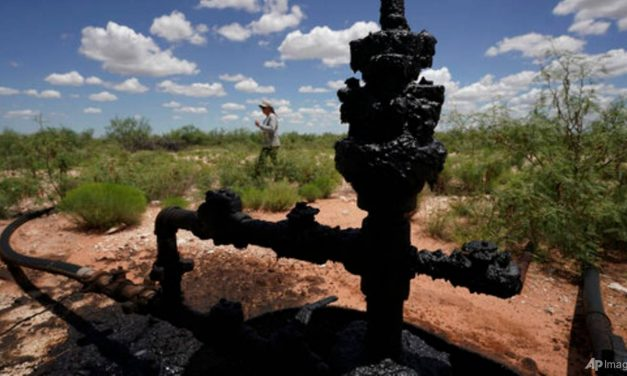 Forgotten oil and gas wells stick around, leaking poisonous chemicals