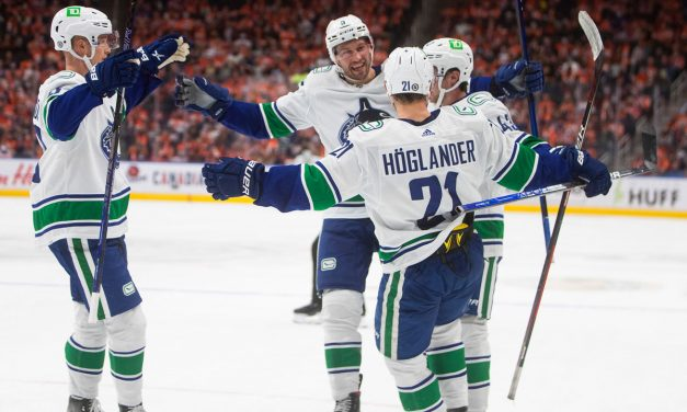 Canucks reveal development after digging deep to salvage point versus Oilers